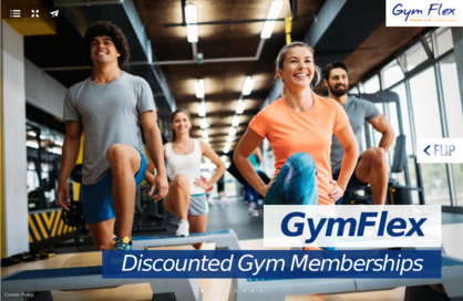 Find out more about GymFlex.
